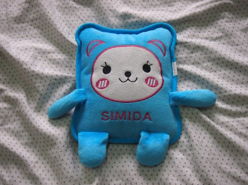 Simida, Electric Hot 'Water' Bottle
